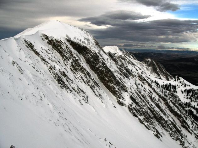 North Bridger Mountains