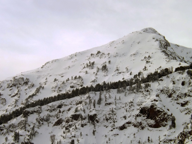 East Face, Mount Blackmore